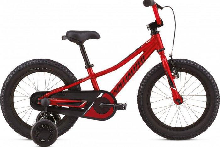 6212604eedbf7 Detský bicykel 16 ʺ. Je určený pre deti vo veku 4–5 rokov. Môže aj nemusí  obsahovať podporné kolieska, všetko závisí na tom, ako dlho vaše dieťa  jazdí na ...