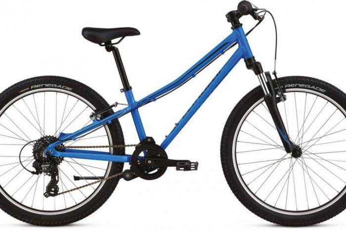 ec77bca2db5a7 Medzi bicyklami s veľkosťou kolies 24 ʺ nájdeme bohatý výber horských  bicyklov. Majú viacero prevodových stupňov.